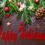 """Happy Holidays from Lawhorn CPA Group, LLC"""